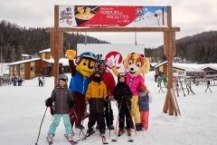 Bonheurs d'hiver 2020 - En ski à la station Belle-Neige