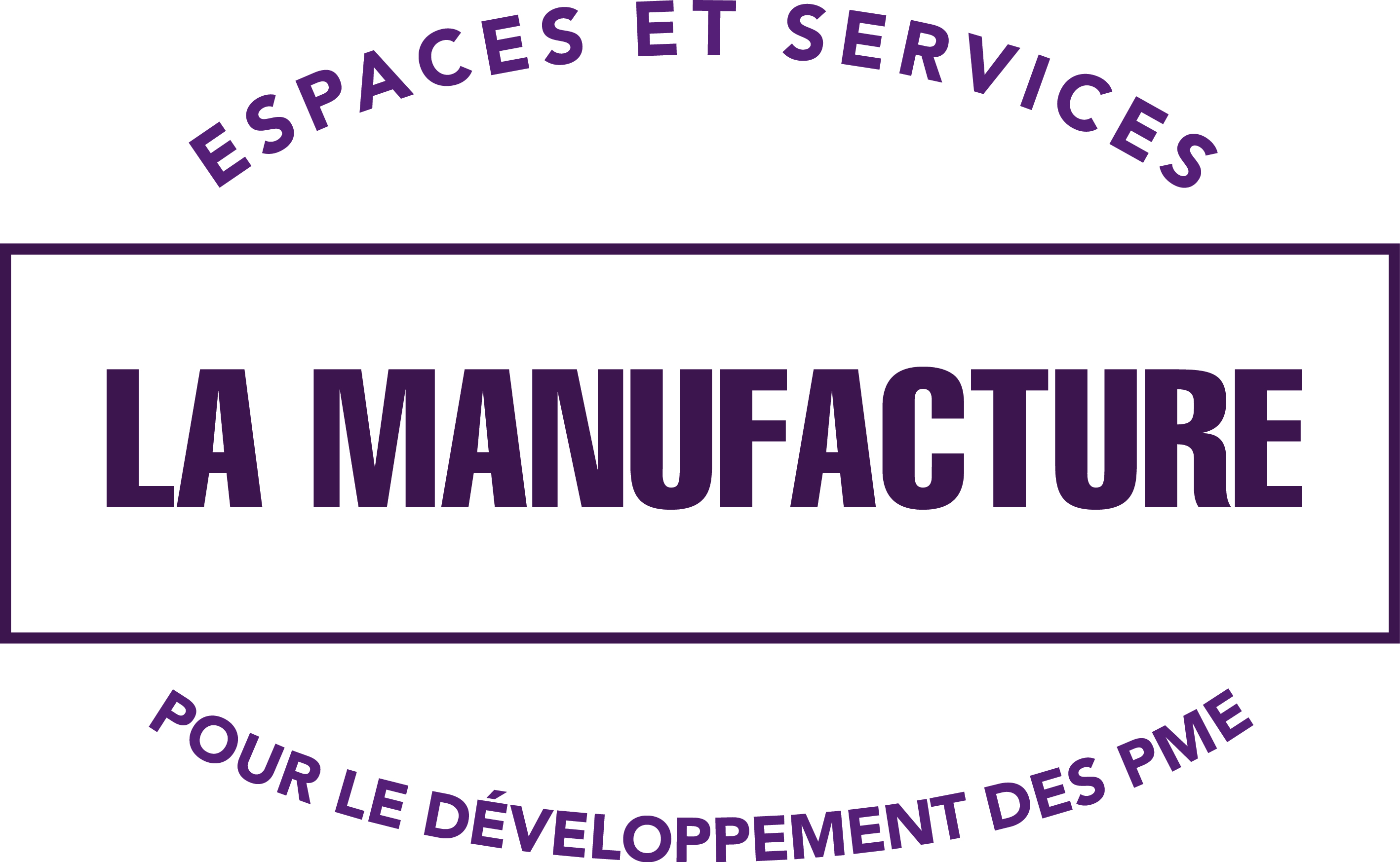 Logo de La Manufacture