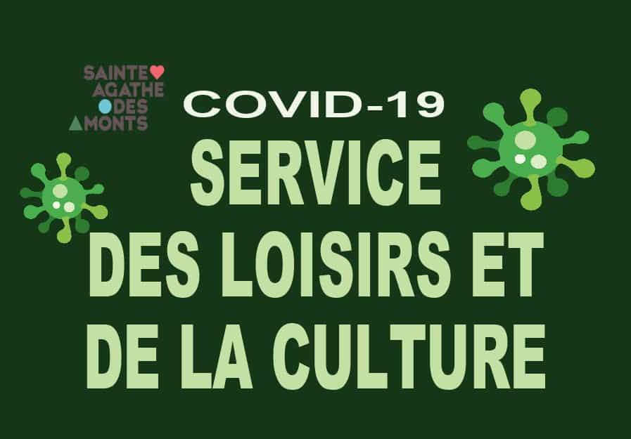 COVID-19 ⚠️ Report des inscriptions au camp de jour ⚠️